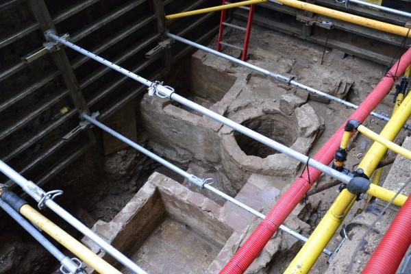 El Born rajono archeologiniai kasinėjimai